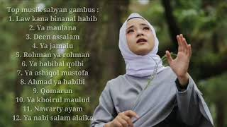 Download Full album nissa sabyan Top trending paling enak Mp3