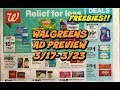 WALGREENS AD PREVIEW 3/17 - 3/23 | EASY FREEBIES THIS WEEK!