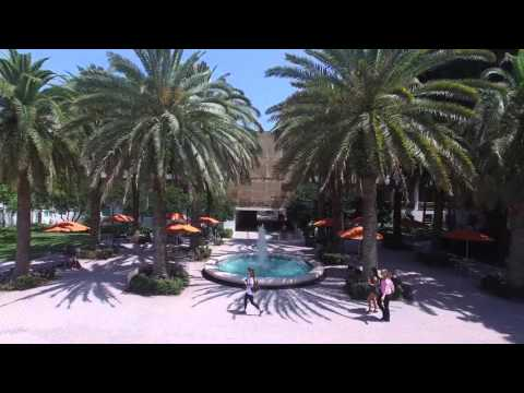 Drone Campus Tour | University of Miami