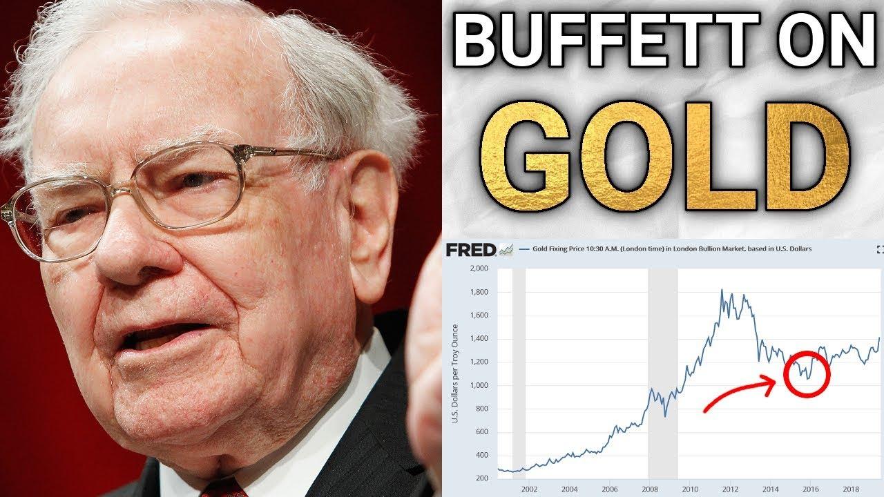 Buffett on investing in gold vietnam investment board