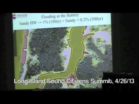 Presentation by Nickitas Georgas at the 2013 Long Island Sound Citizens Summit