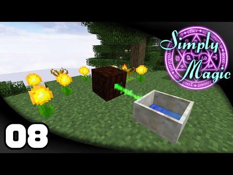 Simply Magic - Ep. 8: Basic Botania | Simply Magic Minecraft Modpack