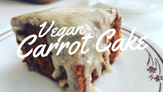 Delicious Vegan Carrot Cake!