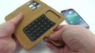 Обзор: Удобный универсальный чехол-портмоне (145x75мм) для смартфонов и телефонов