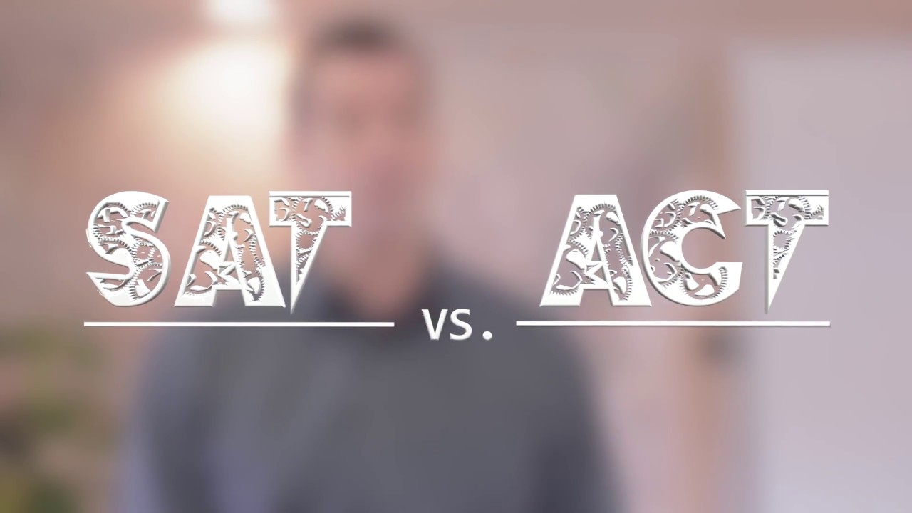 ACT vs. SAT: what's the difference?