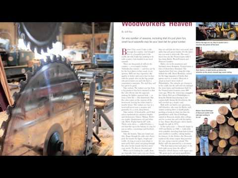 Woodworker's Journal Issue Preview - April 2011
