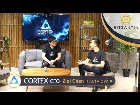 4K BITZANTIN CORTEX CEO Ziqi Chen INT