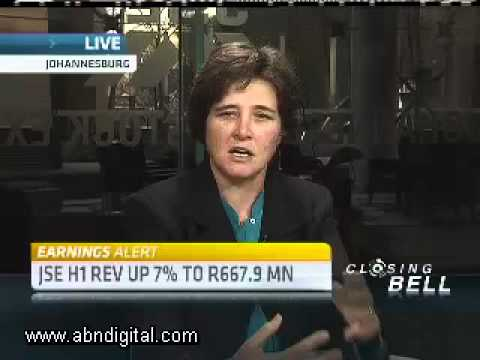 JSE Interim Results with Deputy CEO Nicky Newton-King