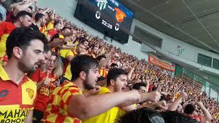 Gambar cover Bursaspor 0-0 Göztepemiz ( Haydı Bastır Göztepe)