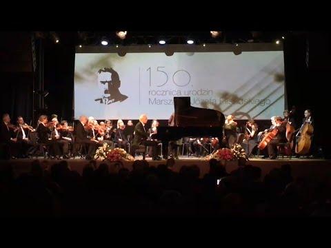 Koncert Galowy z okazji 150 rocznicy urodzin Marszałka Józefa Piłsudskiego - TRANSMISJA