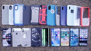 iPhone Cases - Most Durable iPhone X Cases Drop Test! Top 12