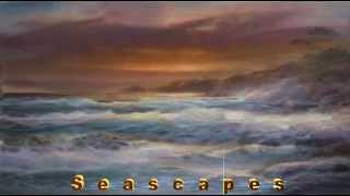 Seascape Artwork, Beautiful Ocean Scenery - Morphing Painting Masterpieces