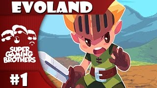 SGB Play: Evoland - Part 1