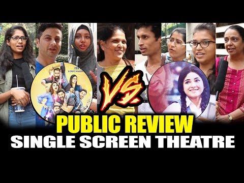 Golmaal Again Vs Secret Superstar PUBLIC REVIEW   Single Screen Theatre   Ajay Devgn Vs Aamir Khan