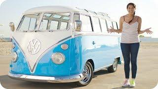 Win a 1967 Volkswagen Bus That's Been Restored & Customized // Omaze