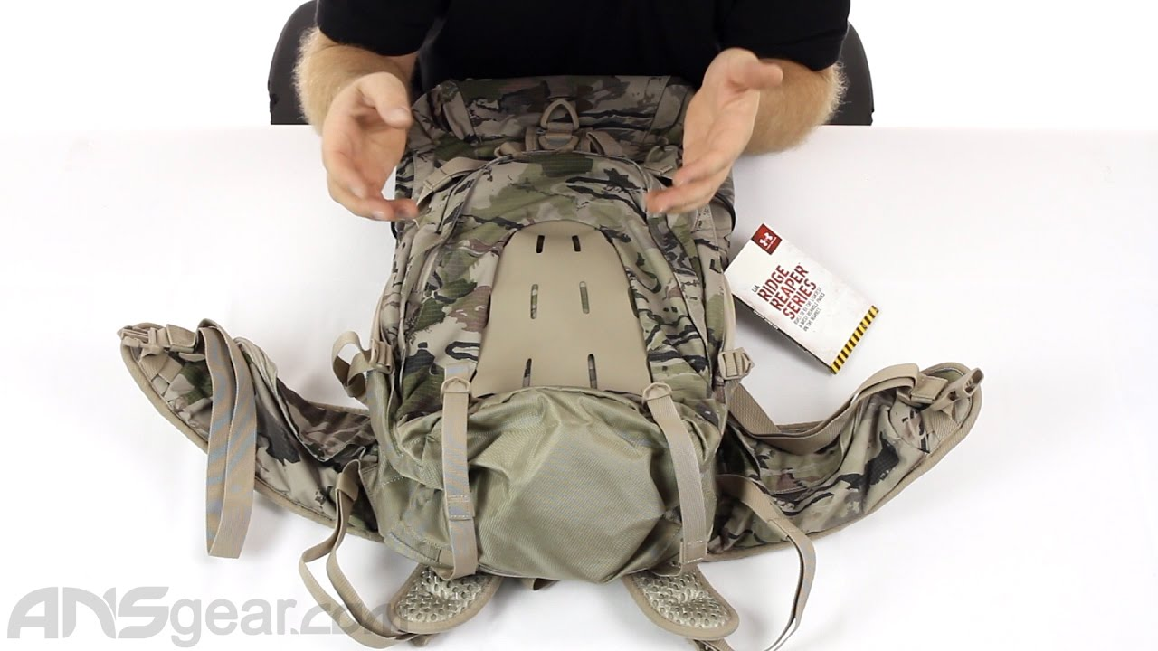 ce0b512b9264 Under Armour 1800 Camo Backpack - Review