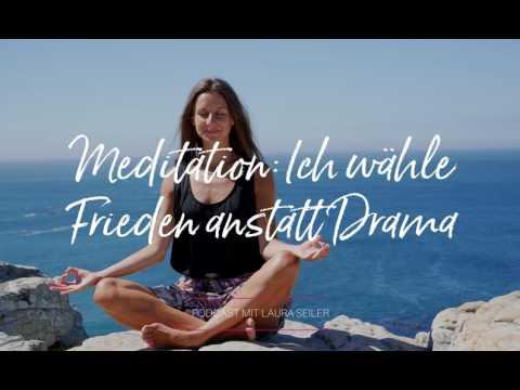 No-More-Drama Meditation für inneren Frieden