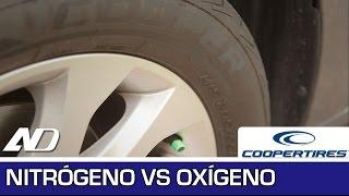 ¿Nitrógeno u Oxígeno? - Cooper Consejos en AutoDinámico