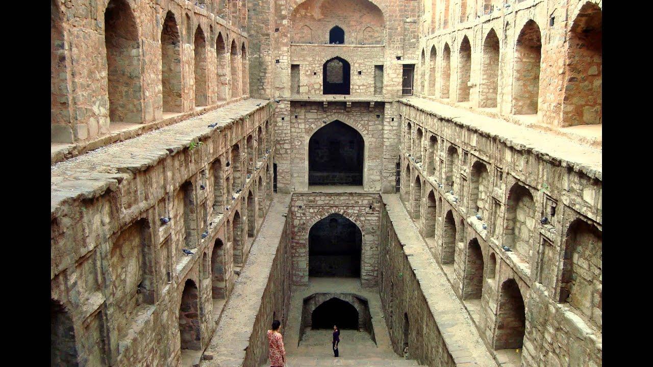 agrasen ki baoli most haunted place in India