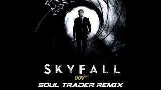 Adele - Skyfall (SOUL TRADER D&B Remix) FREE DOWNLOAD