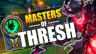 MASTERS OF THRESH | UNBELIEVABLE PREDICTIONS MONTAGE | League of Legends