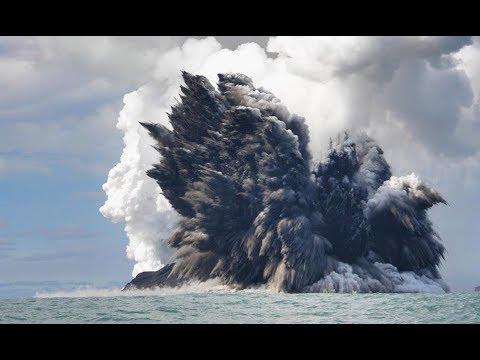 Stupendous Submarine Volcanoes