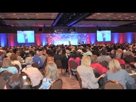 Events by Design - Conference General Session Stage Production