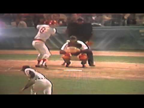 Carl Yastrzemski 3 Home Runs At Tiger Stadium!