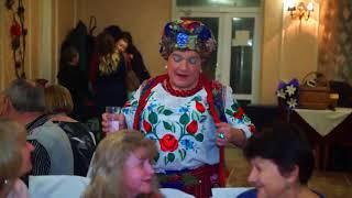Николай Туренко у мамы на юбилее