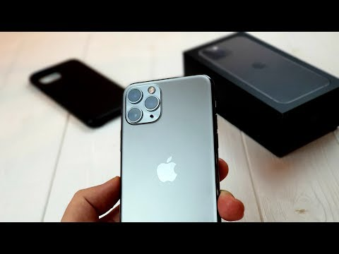 IPhone 11 Pro: первые впечатления!