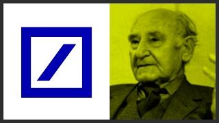 Deutsche Bank Logo - Anton Stankowski     Logo design & Designer review