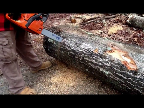 how to start a husqvarna 450 chainsaw