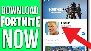 HOW TO DOWNLOAD FORTNITE ON IOS RIGHT NOW FREE NO WAIT LIST