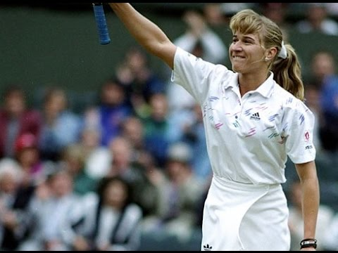 Steffi Graf - 22 Moments of Greatness