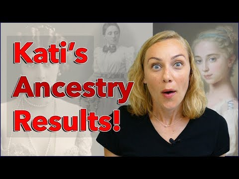 My 23andMe DNA Ancestry Results! Who is Kati Morton? VLOG