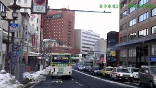 岩手県道2号 盛岡停車場線 盛岡駅→中央通