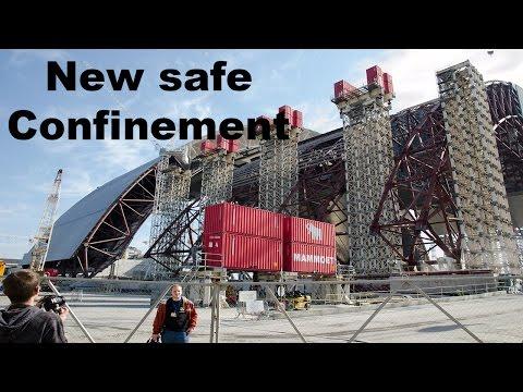 New Safe Confinement / Sarcophagus / Sarkophag CNNP
