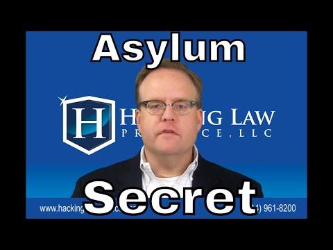 St. Louis Asylum Attorney Jim Hacking Reveals the Dirty Little Asylum Secret