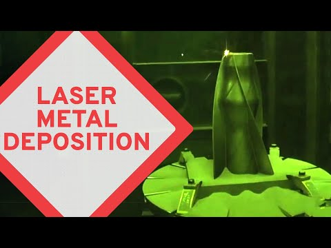 Laser Powder Direct Energy Deposition