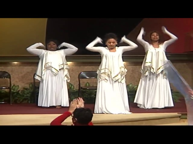 Latreia Dance Ministry -  He Turned It