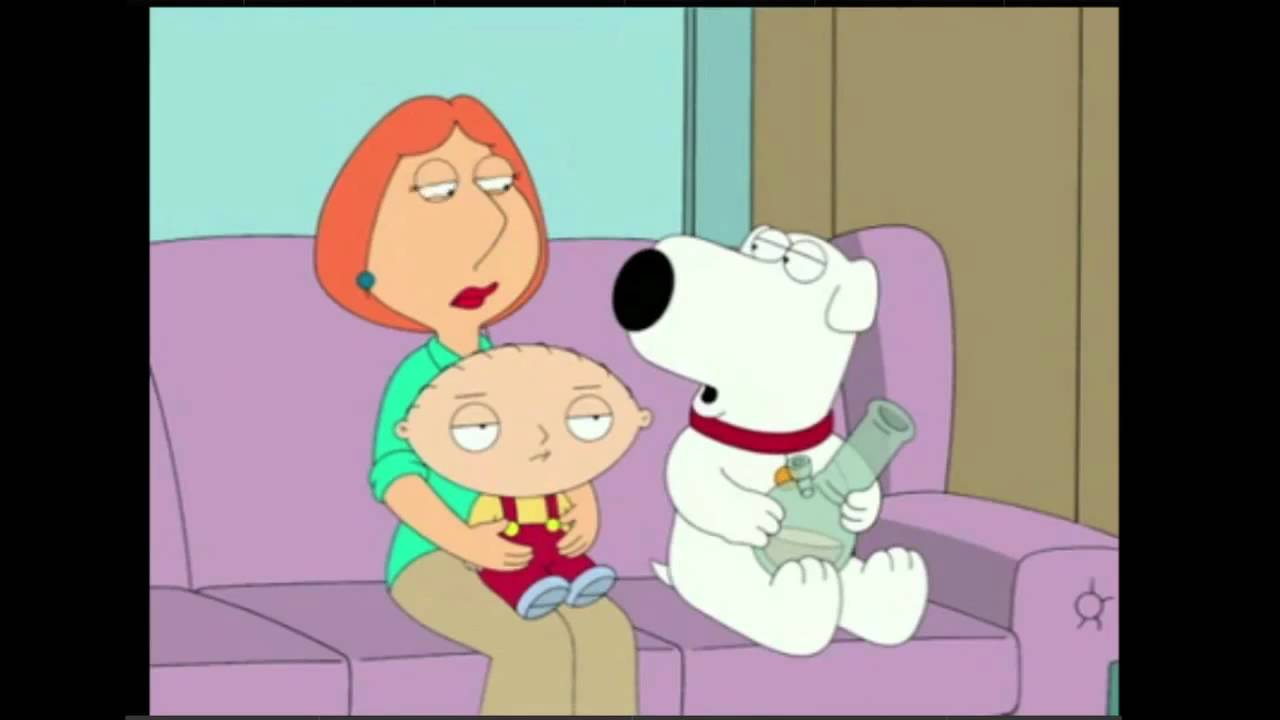 Family Guy - Benifits Of Marijuana - Youtube-7827