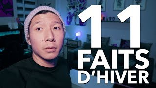 11 FAITS D'HIVER - WILL