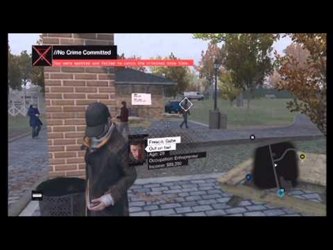 Watch Dogs Failthrough w/ PragmaticHD Pt.5-Eavesdropping