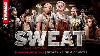 Sweat - Gielgud Theatre - Trailer