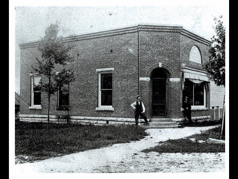 The  Napoleon  State  Bank,  Napoleon,  Indiana