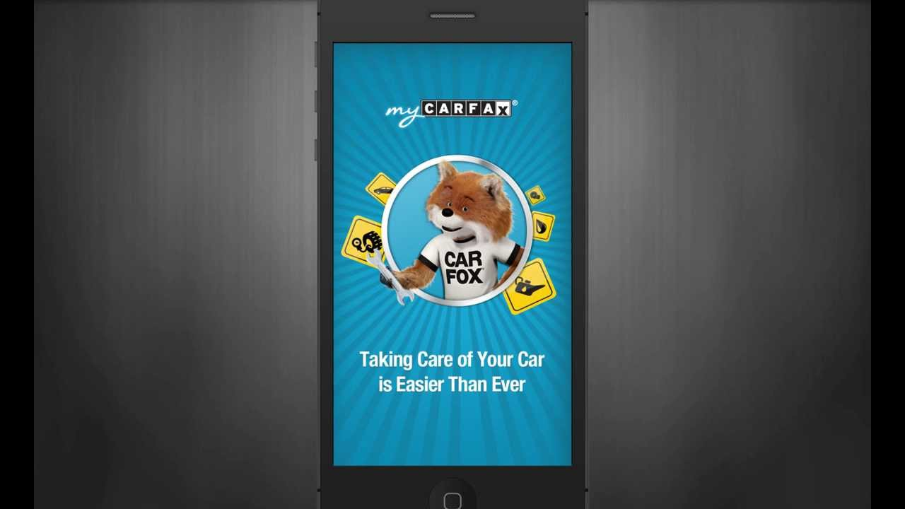 Tour the New Car Maintenance App from Carfax  Get Recall Alerts, Reminders  and More with myCARFAX!