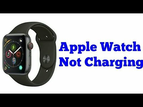 Apple Watch Series 5, 4, 3, 2 Not Charging (Fixed)