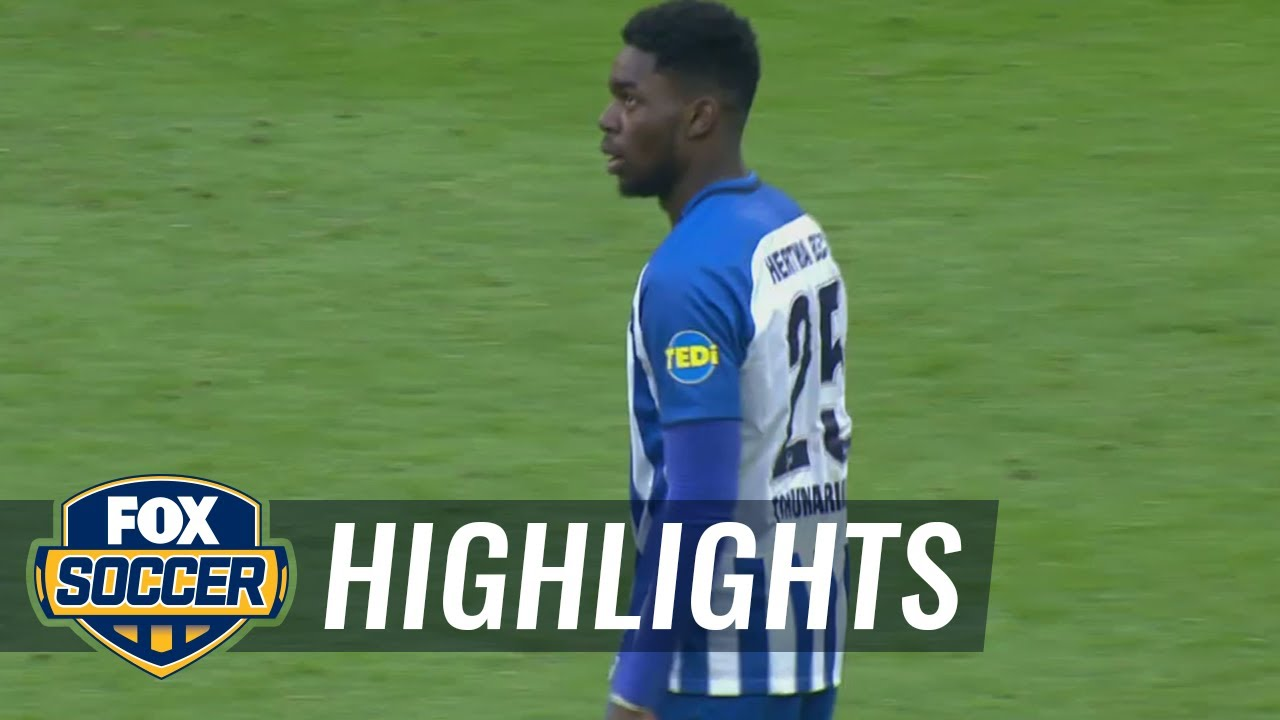 bayern hertha highlights