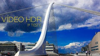 TESTE DE VÍDEO HDR - By AMBROSIO magic studio