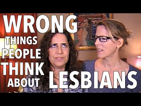 Wrong Things People Think About Lesbians - Lacie and Robin from YouTube · Duration:  3 minutes 34 seconds